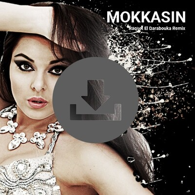Raqset El Darabouka - MOKKASIN Remix - HiRes 24bit Wav Download