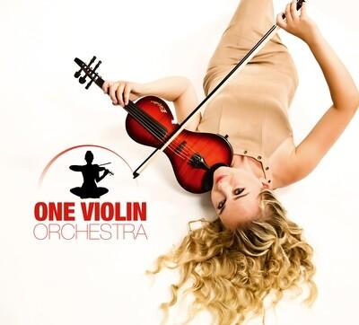 One Violin Orchestra – One Violin Orchestra CD (Album)