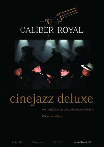 Caliber Royal - Poster A1
