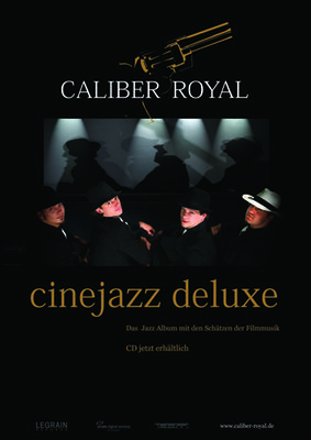 Caliber Royal - Poster A1