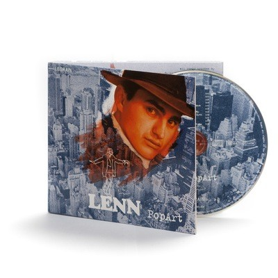 Popart - LENN CD Album (Pop)