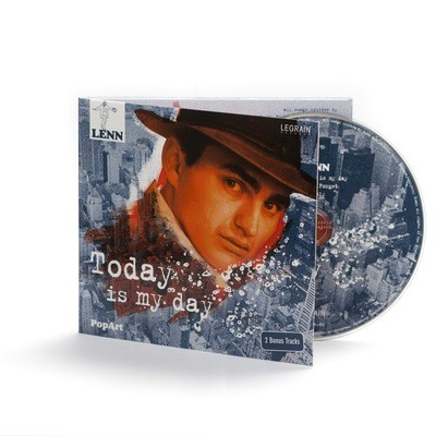 Today Is My Day CD (Single)