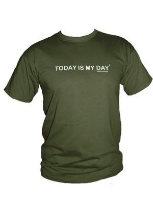 Today Is My Day - Shirt (Male)