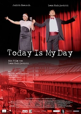Today Is My Day - Poster A1