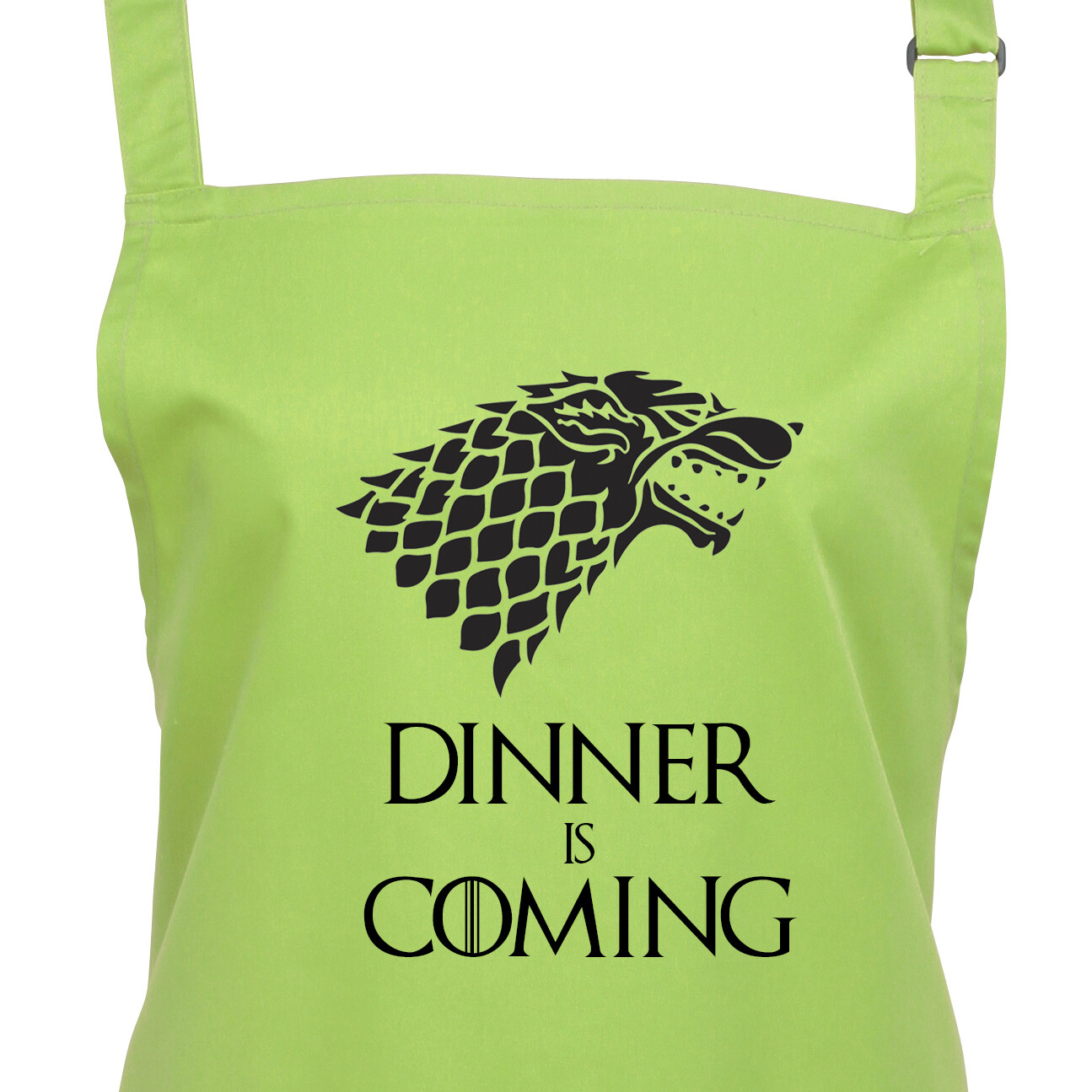 Game of Thrones Dinner is Coming Apron. 23 Colours,