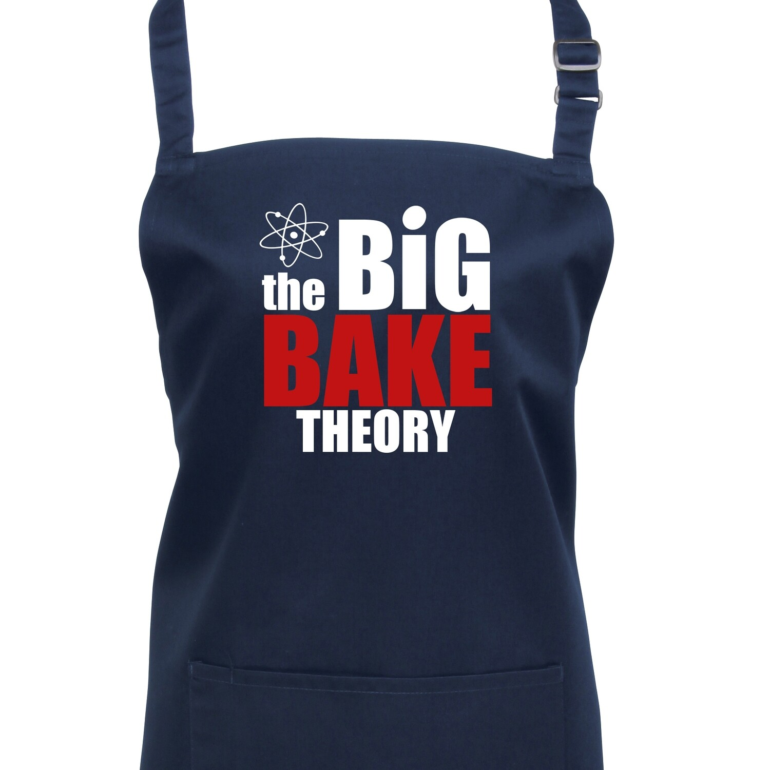 The Big Bake Theory Apron in 7 Colours
