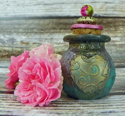 Apothecary Jar Mini-Heart 2