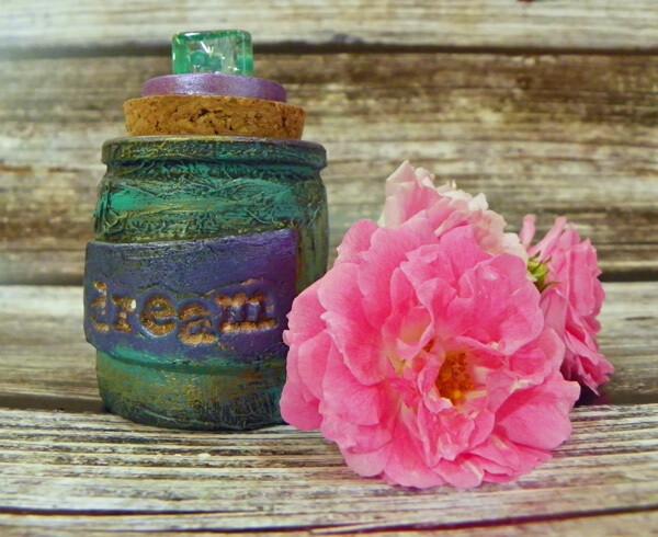 Apothecary Jar Mini-Dream