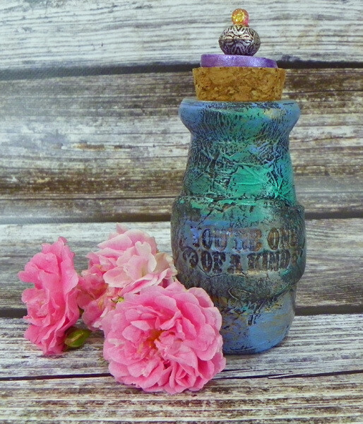 Apothecary Jar Mini-You Are One of a Kind