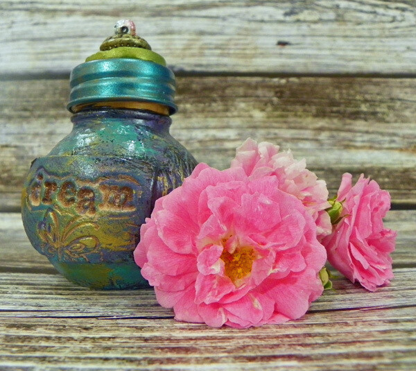 Apothecary Jar Mini- Butterfly Dream