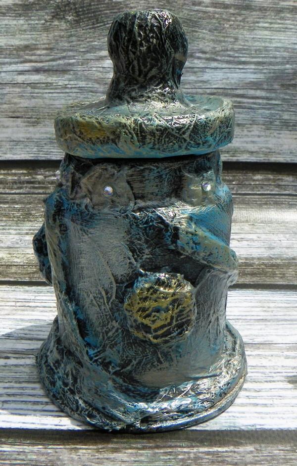 Apothecary Jar-Dark