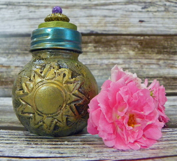 Apothecary Jar Mini- Sun