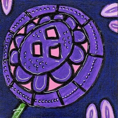 Whimsical Flower 6