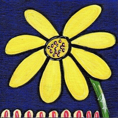 Whimsical Flower 8