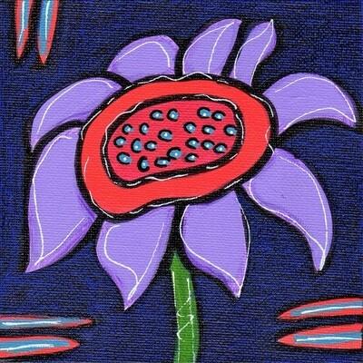 Whimsical Flower 9