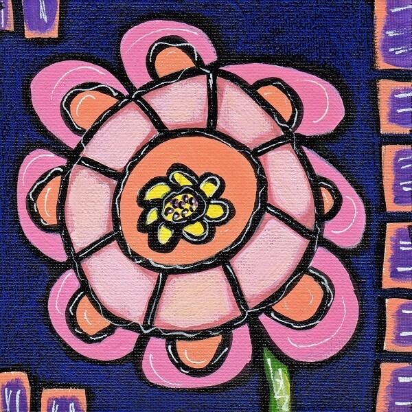 Whimsical Flower 7