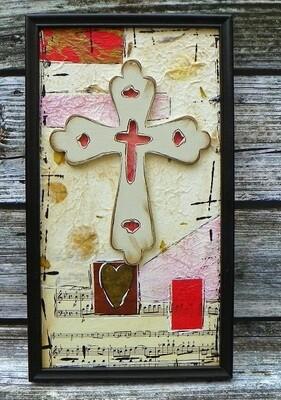 Cross Framed