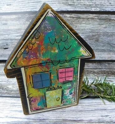 Mop Paper House