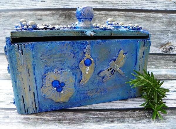 Dragonfly Storage Box