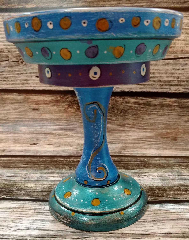 Boho Gypsy Candle Holder