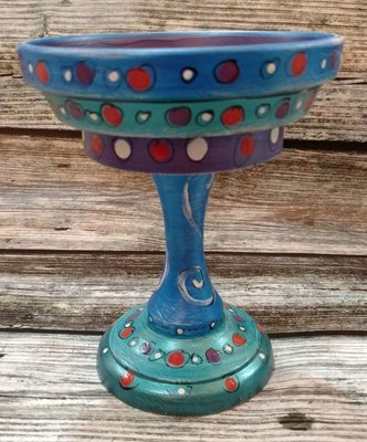 Boho Gypsy Candle Holder