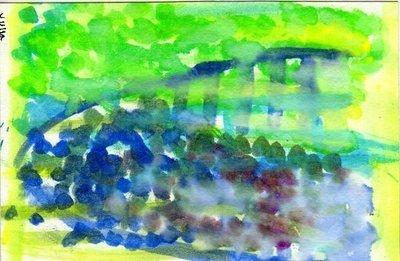 Lily Pond Print