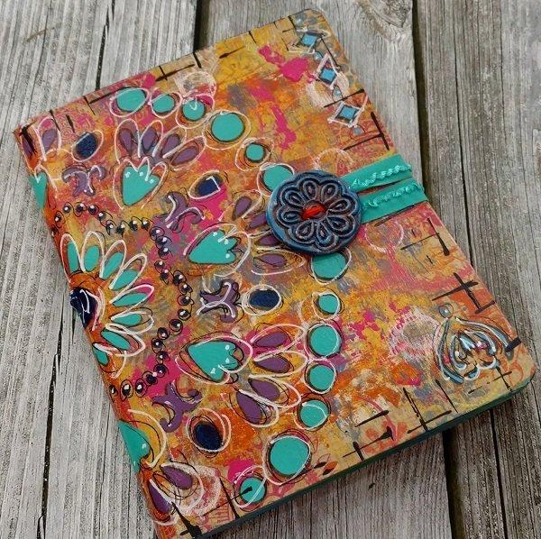 Boho Gypsy Journal Large