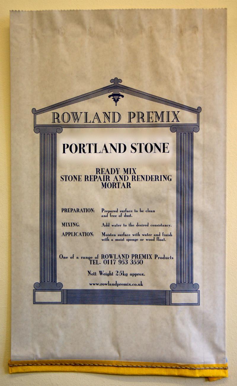 Portland Premix Repair Mortar: 25kg Cement or Lime based mix