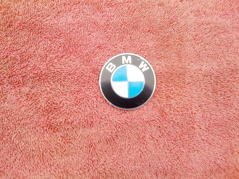 K75; K100; K1100 60mm Rear BMW Cowl Badge