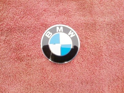 K75; K100; K1; K1100; R and F Models BMW Tank and Tail Badge. (T9-SWH2)