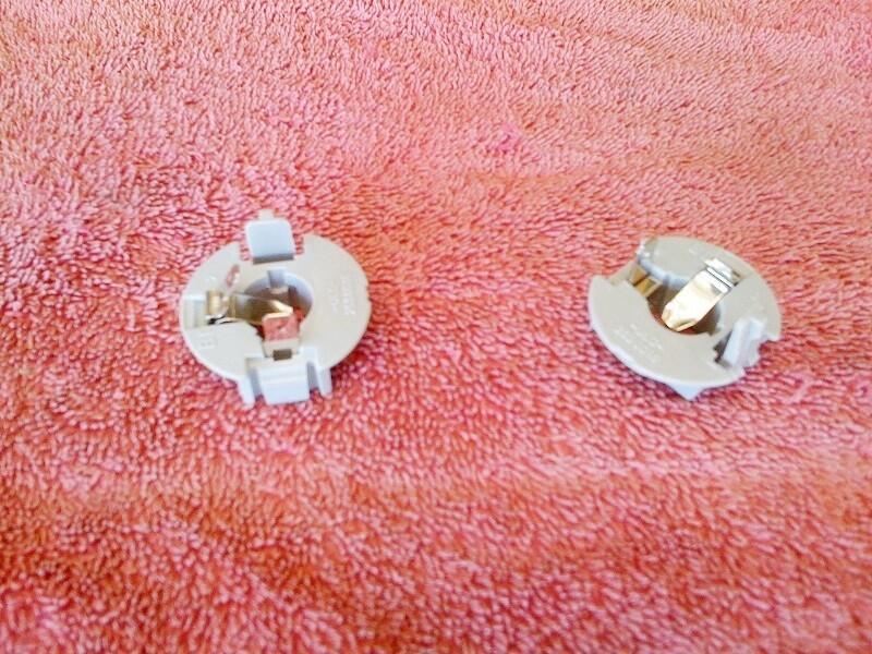 K75; K100; K100RS 16v; K1; K1100 ULO Bulb Socket. (WD2-T6)