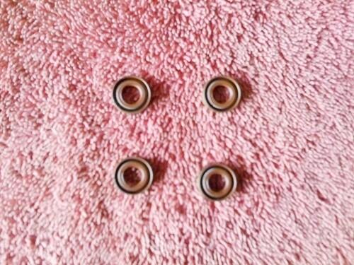K75; K100; K1; K1100 Clutch Push Rod Seal. (D-1)