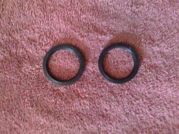 K75-K100 8v Series Fork Seals. (W2)