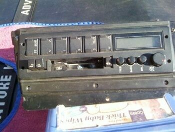 BMW K: RT;LT Radio/Cassette Player. (S-22)