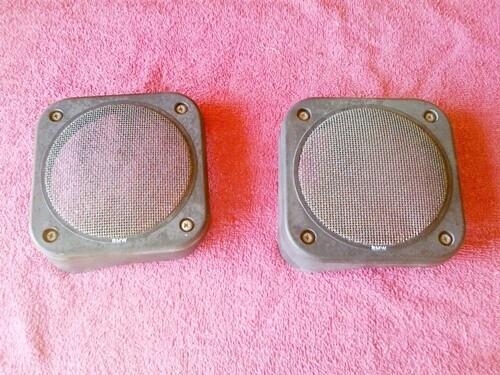 K100RT/LT Speaker Covers & Adapter Mounts (T19-S17)