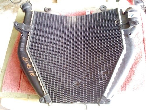 K1200S; K1300S Cooling Radiator. (R-1)