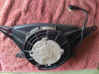 K40 K1200S; K1300S Cooling Radiator Fan. (R-1)