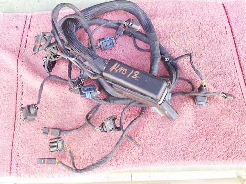 K40-K1200S Injector/ECU Loom. (T1-S16)