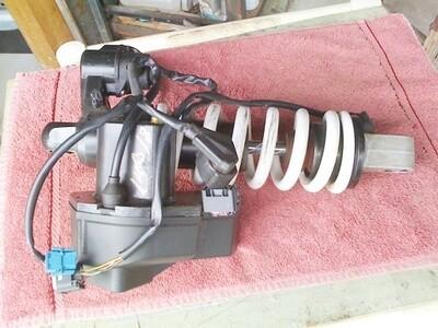 K40-K1200S Rear Strut/Shock ESA. (R-18)