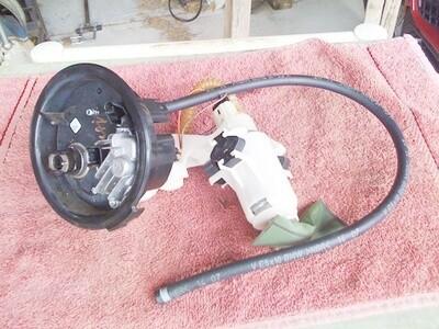 K40-K43 K1200S; K1300S Fuel Pump assembly. (S-8)