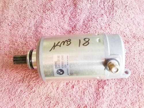 K1200; K1300 Starter Motor (S-5)