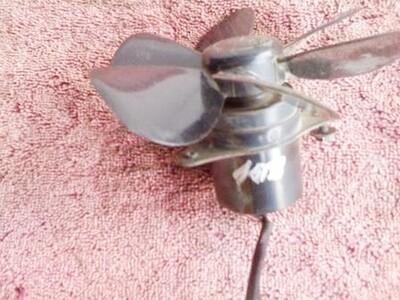 K1200RS 97/01 K1200GT 01 Radiator Fan. (S-H)