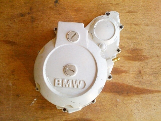 F650 GS Stator Cover. (S-C)