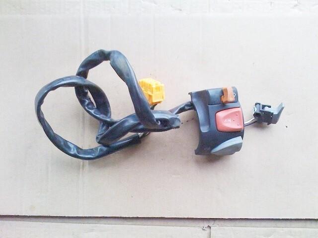 F650GS; GS Dakar Left Handle Bar Switch (T2-S24)
