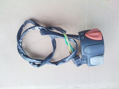 F 650GS; GS Daker Right Handle Bar Switch (T2-S24)