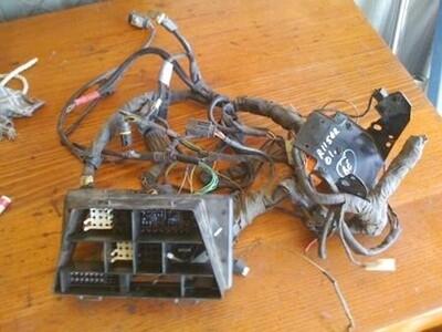 R850; R1150R Single Spark Non ABS Main Wiring Loom (P-T)
