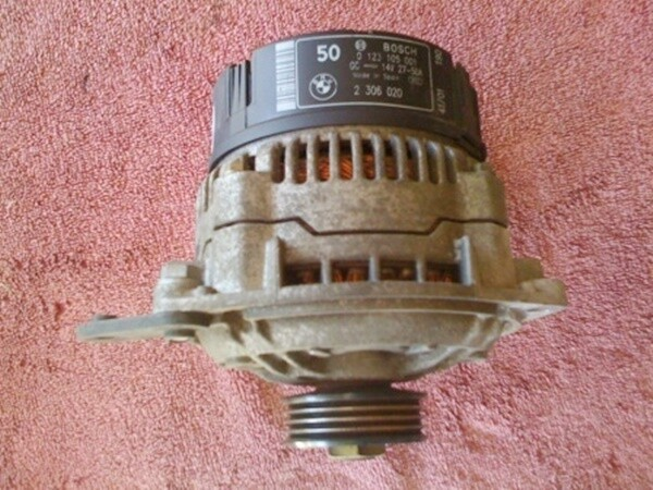 R850; R1100; R1150; R1200 50 Amp Generator (S12)