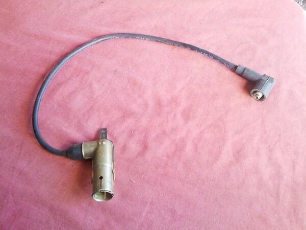 K1; K100RS 16v; K1100RS/LT Series Number 3 Spark Plug Lead (T16-S23)