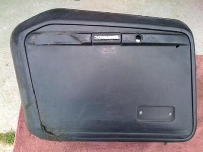 K75; K100; K1100 Krauser K2 Hard Case pannier (CON)