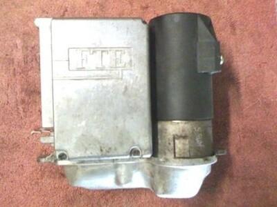 K1100RS/LT ABS 2 Pressure Modulator Pump. (S-9)